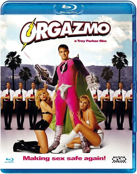 Orgazmo (2 Discs) (BLURAY)