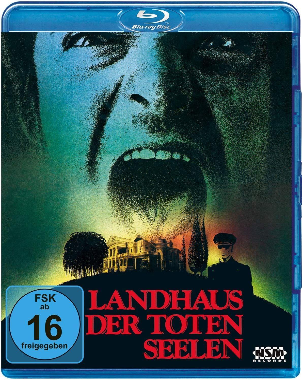 Landhaus der toten Seelen (BLURAY)