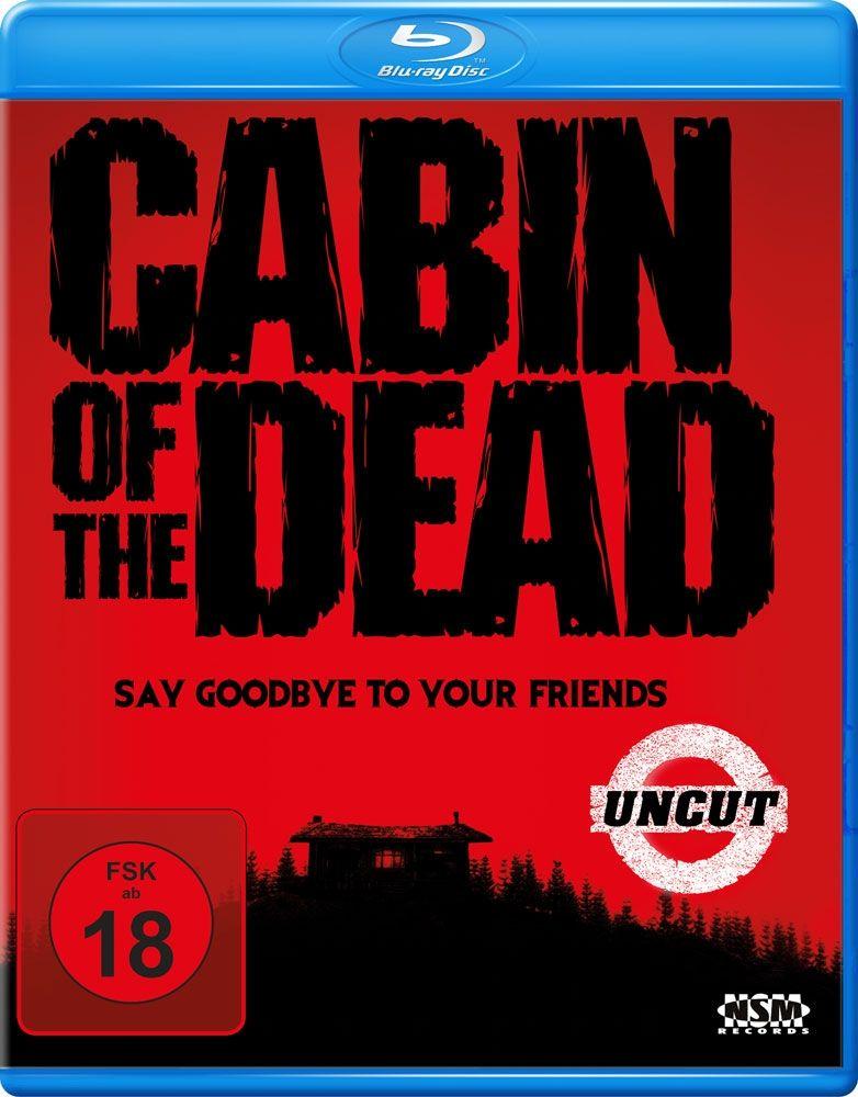 Cabin of the Dead (Uncut) (BLURAY)