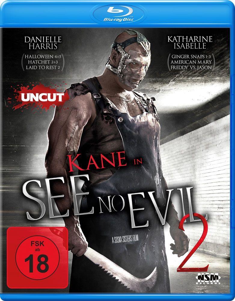 See No Evil 2 (Uncut) (BLURAY)
