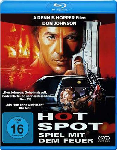 Hot Spot, The - Spiel mit dem Feuer (BLURAY)