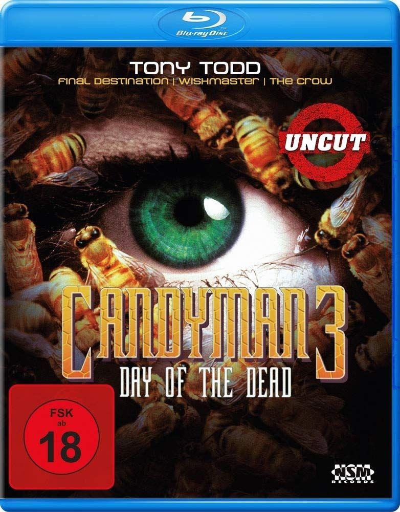 Candyman 3 - Der Tag der Toten (BLURAY)