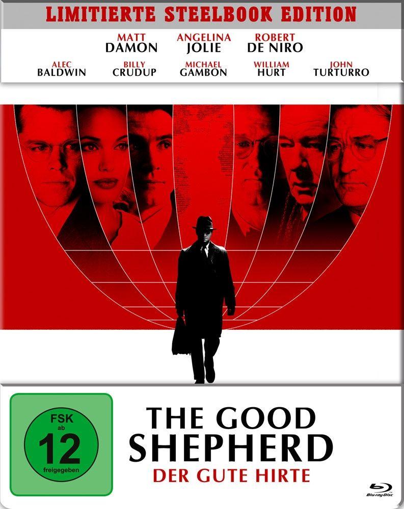 Good Shepherd, The - Der gute Hirte (Lim. Steelbook) (BLURAY)