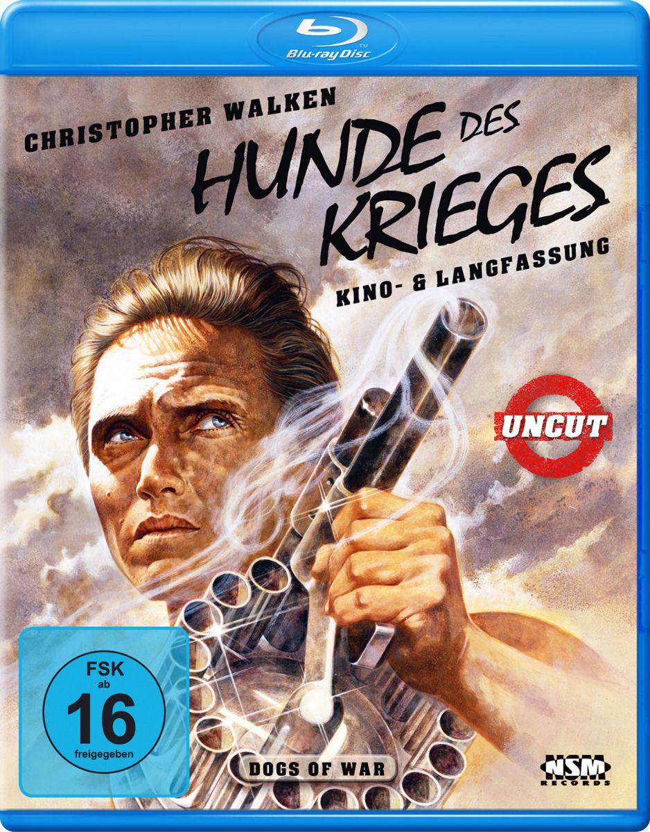Hunde des Krieges, Die (Kino- & Langfassung) (BLURAY)