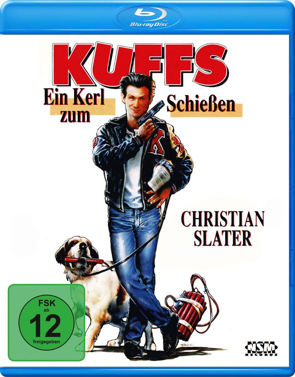 Kuffs - Ein Kerl zum Schießen (BLURAY)