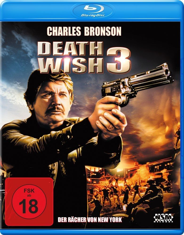 Death Wish 3: Der Rächer von New York (Uncut) (BLURAY)