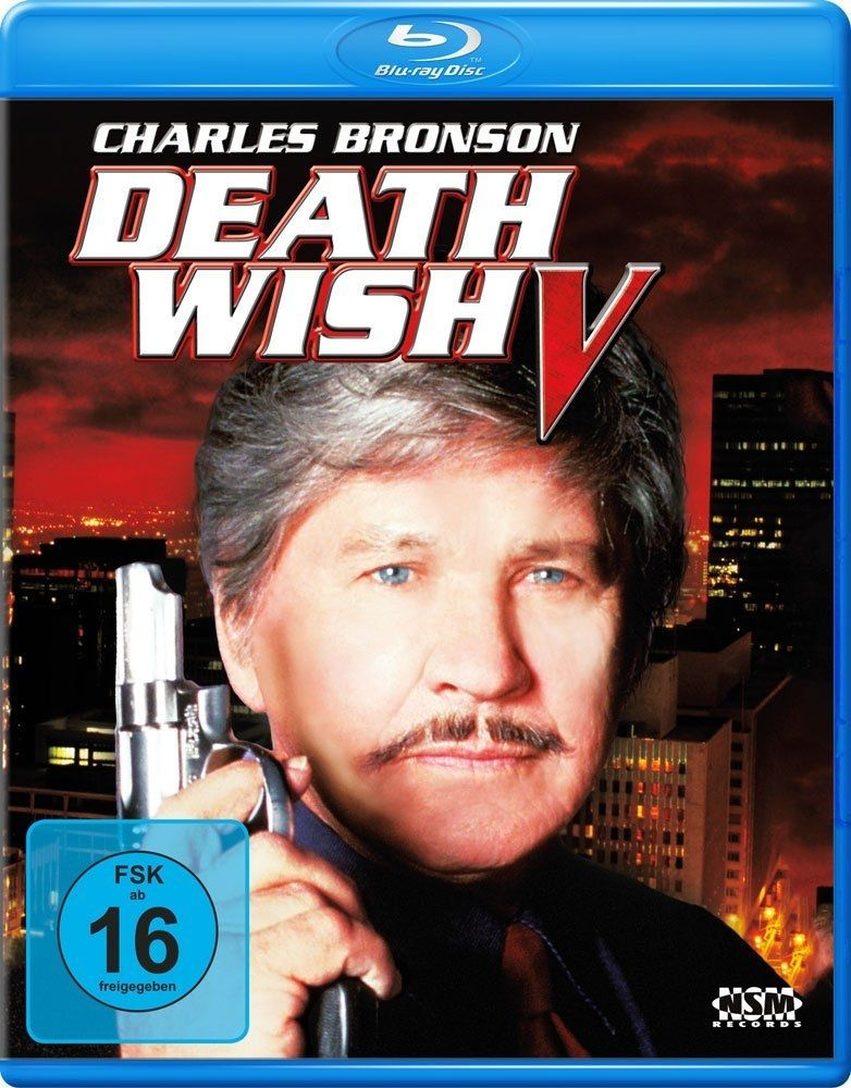 Death Wish 5: The Face of Death (Uncut) (BLURAY)