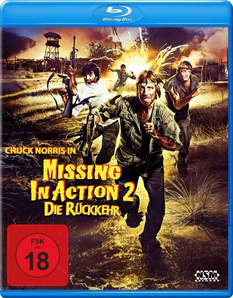 Missing in Action 2 - Die Rückkehr (BLURAY)