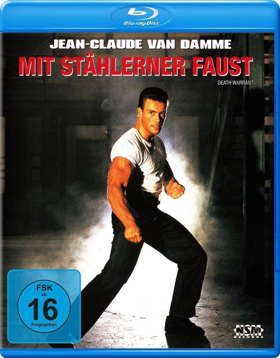 Mit stählerner Faust (BLURAY)