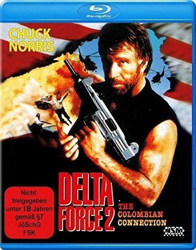 Delta Force 2 - The Columbian Connection (BLURAY)