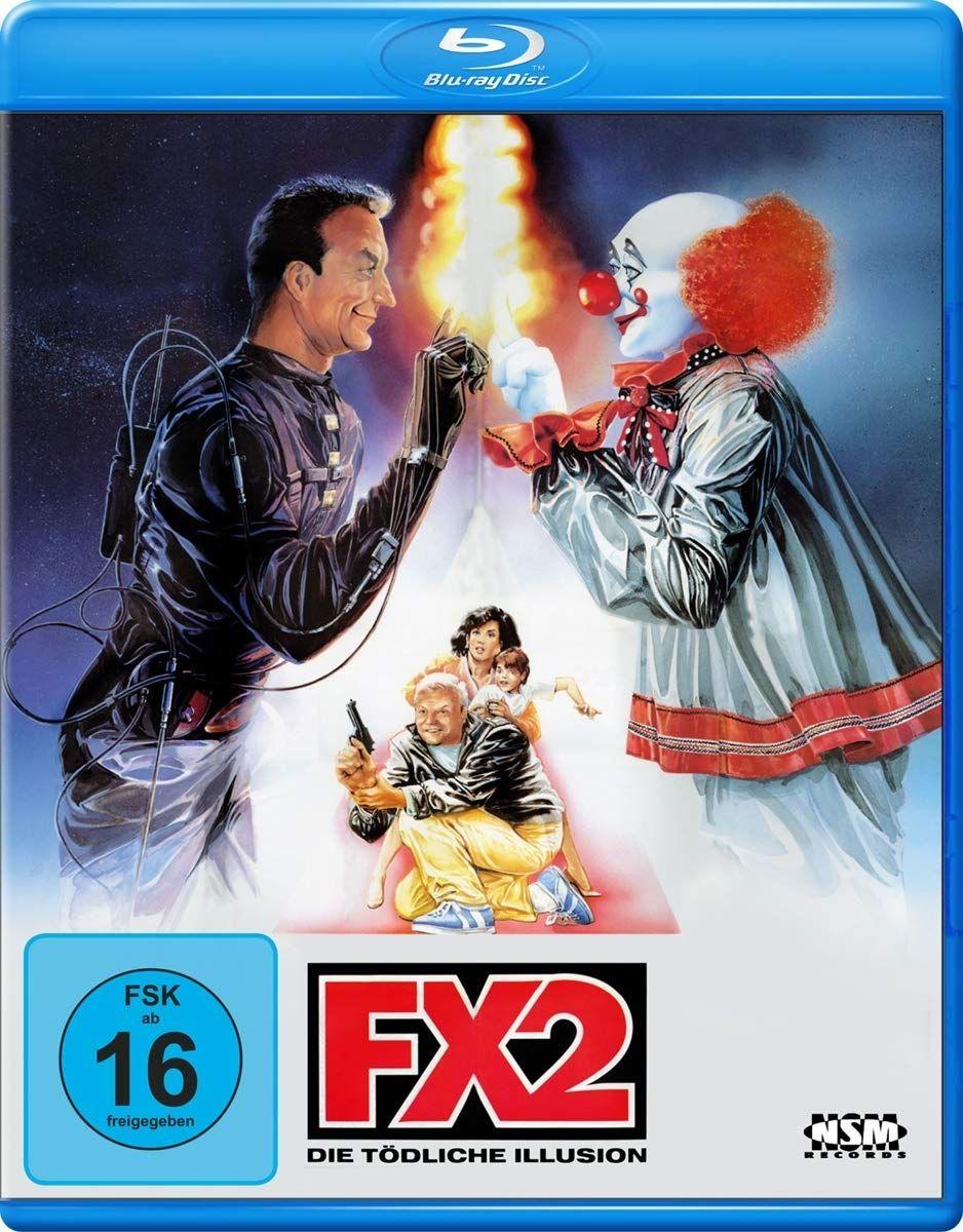 F/X 2 - Die tödliche Illusion (BLURAY)