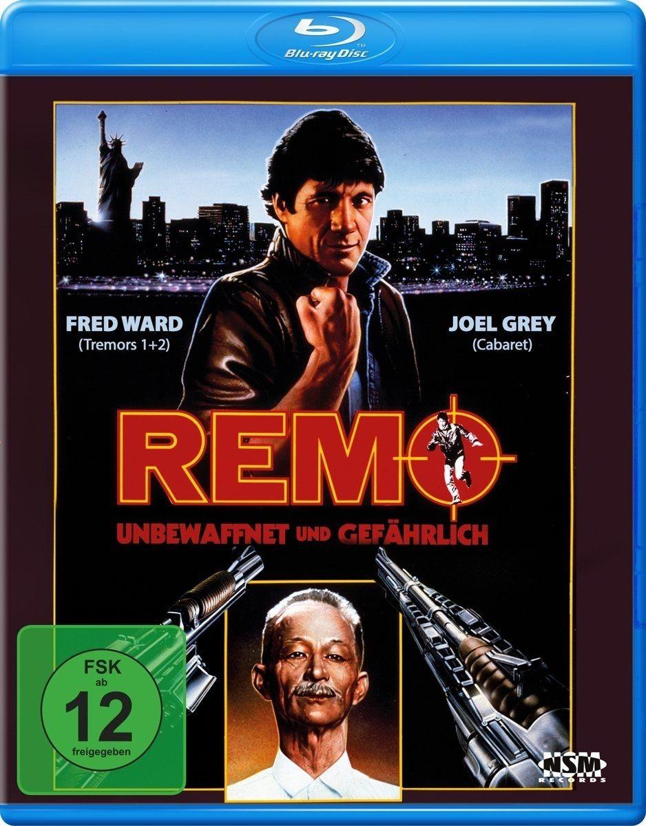 Remo – Unbewaffnet und gefährlich (Neuauflage) (BLURAY)