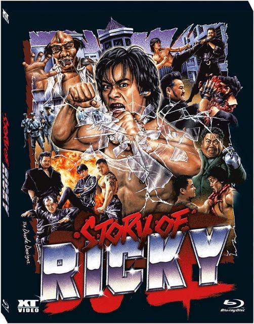 Story of Ricky (Uncut) (BLURAY)