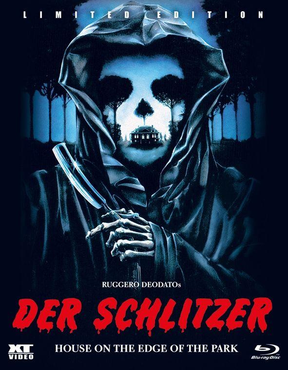 Schlitzer, Der (Lim. BD Hartbox) (BLURAY)