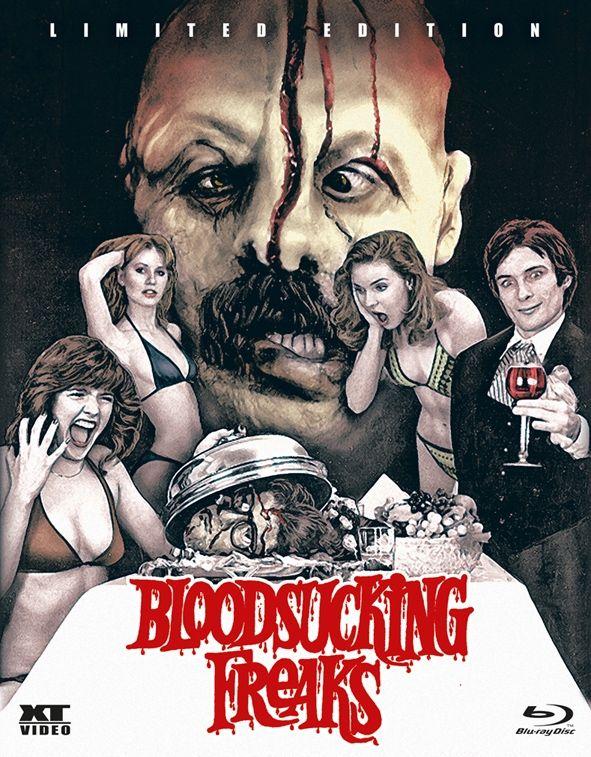 Bloodsucking Freaks (Lim. BD Hartbox) (BLURAY)