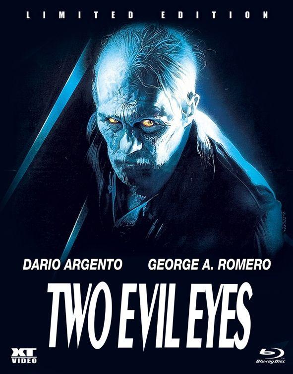 Two Evil Eyes (Lim. BD Hartbox) (BLURAY)
