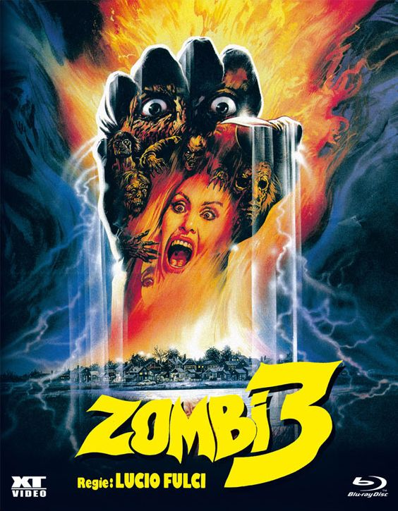Zombie 3 - Ein neuer Anfang (Lim. BD Hartbox) (BLURAY)
