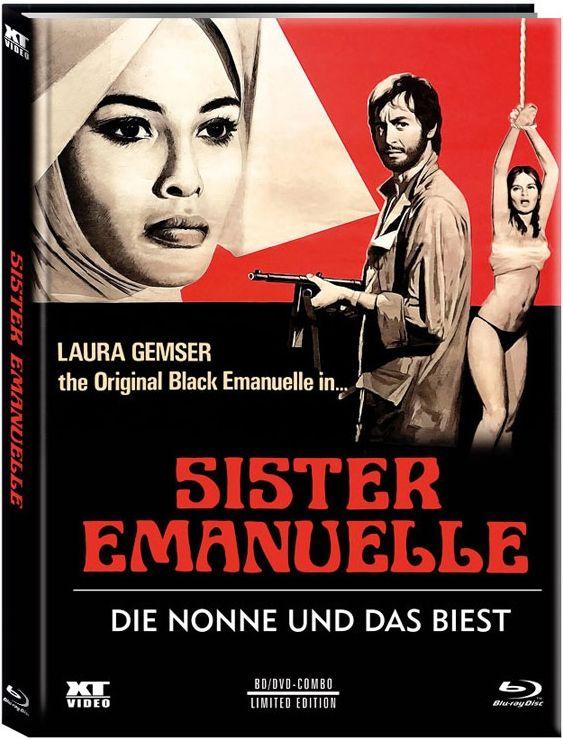 Nonne und das Biest, Die (Lim. Uncut Mediabook - Cover C) (DVD + BLURAY)