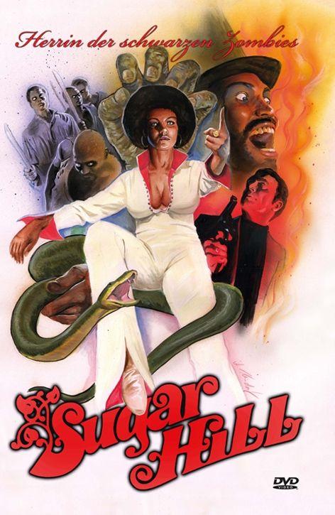 Sugar Hill - Herrin der schwarzen Zombies (kl. Hartbox) (Cover B)