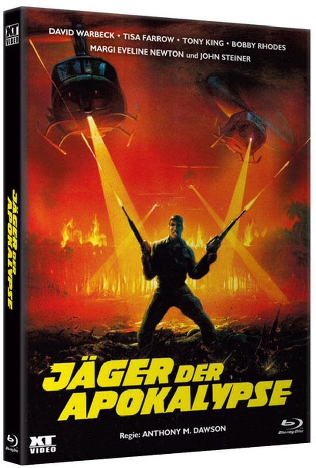Jäger der Apokalypse (Lim. HD Kultbox) (BLURAY)