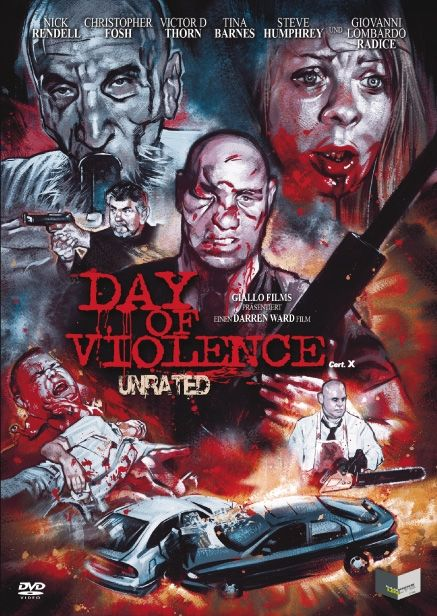 Day of Violence (Uncut)
