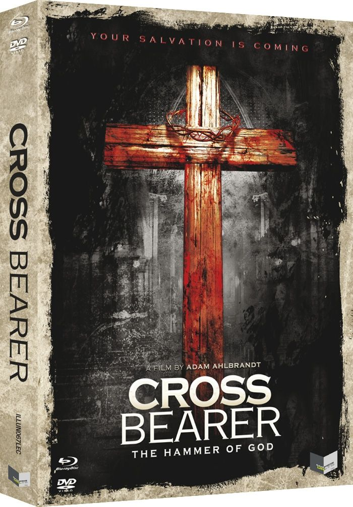 Cross Bearer (Limited Uncut Edition) (Cover C) (DVD + BLURAY)
