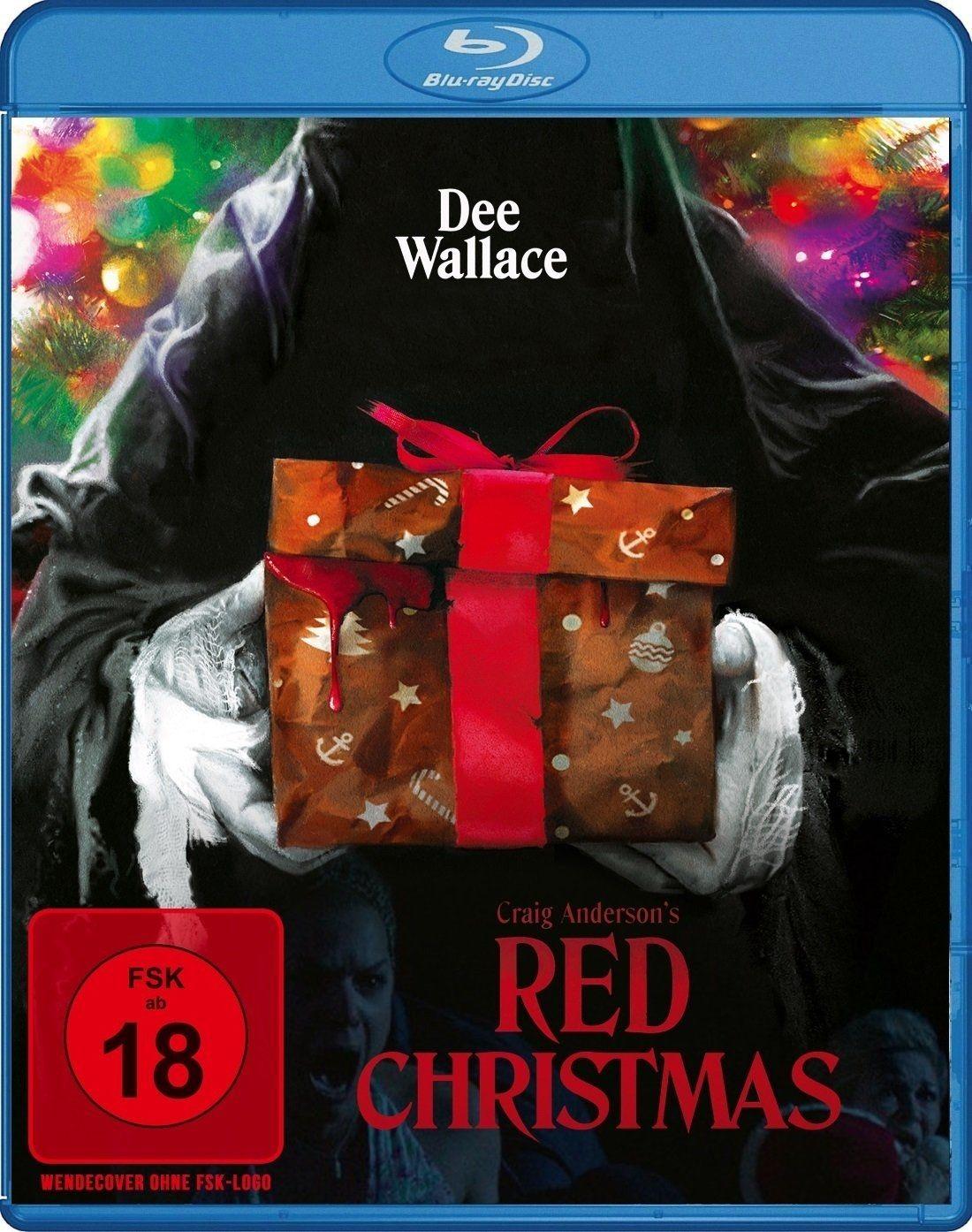 Red Christmas (BLURAY)