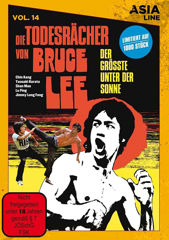 Todesrächer von Bruce Lee, Die (Lim. Edition)