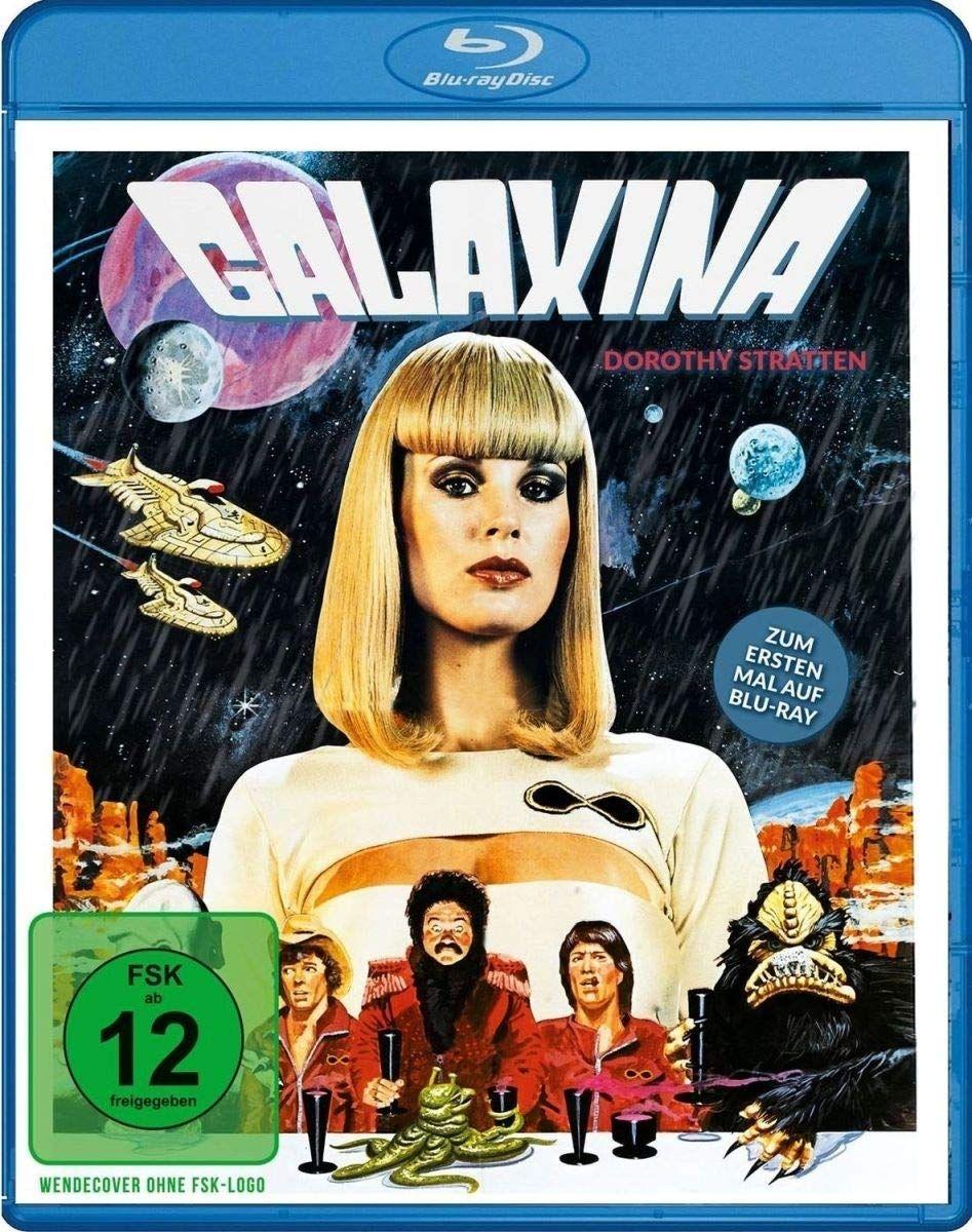 Galaxina (BLURAY)