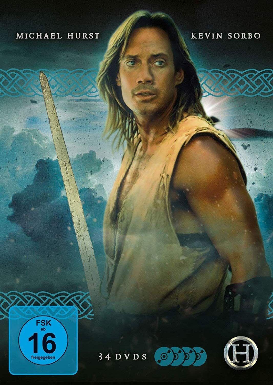 Hercules - Die komplette Serie (34 Discs)