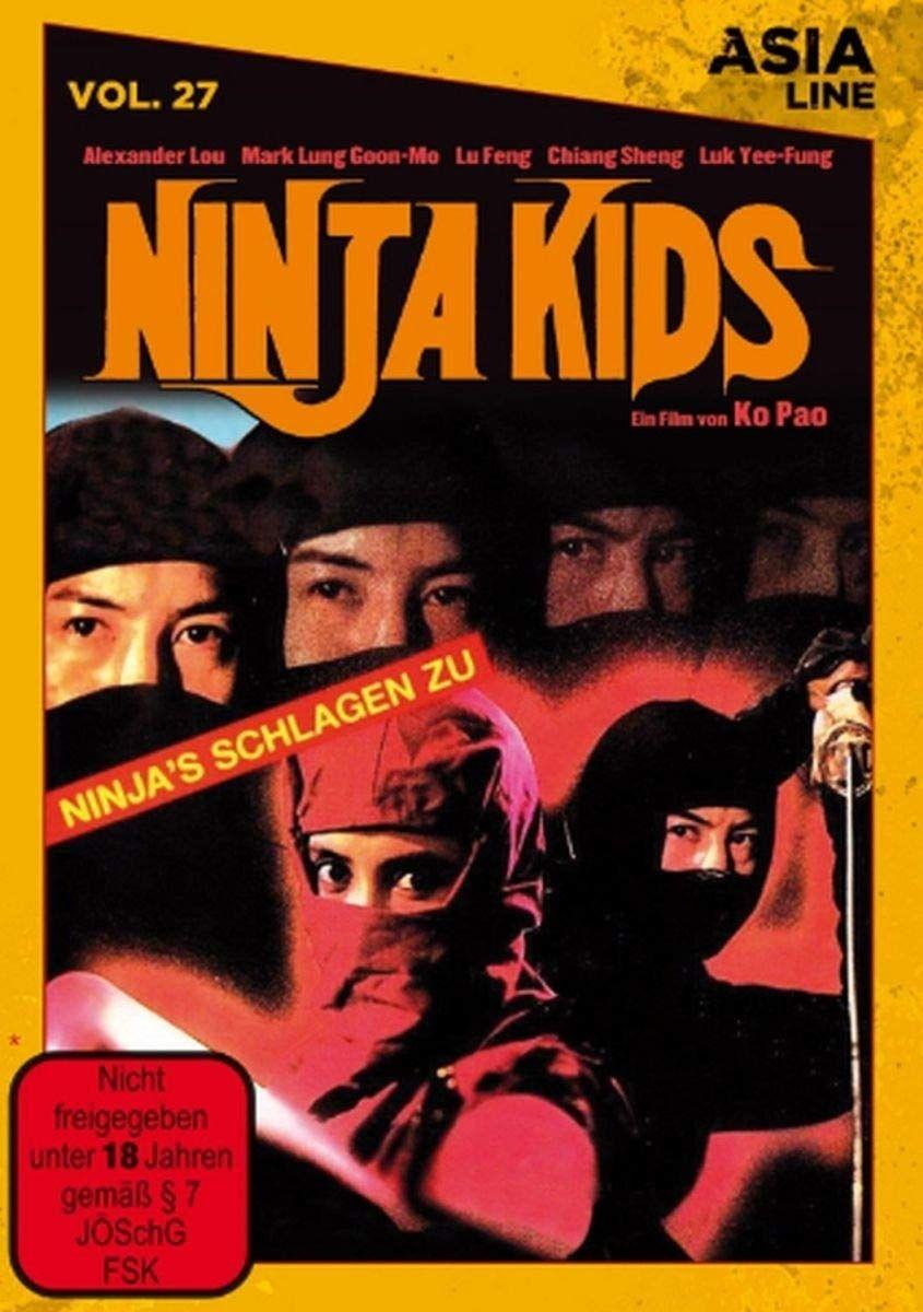 Ninja Kids (Lim. Edition)