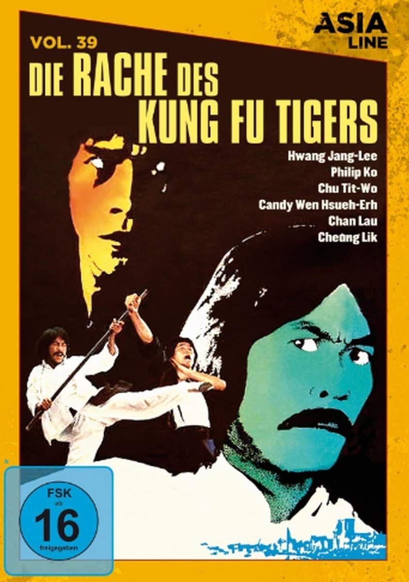 Rache des Kung Fu Tigers, Die (OmU) (Lim. Edition)