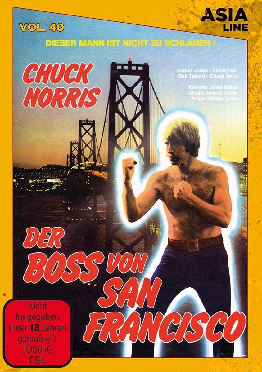 Boss von San Francisco, Der (Lim. Edition)