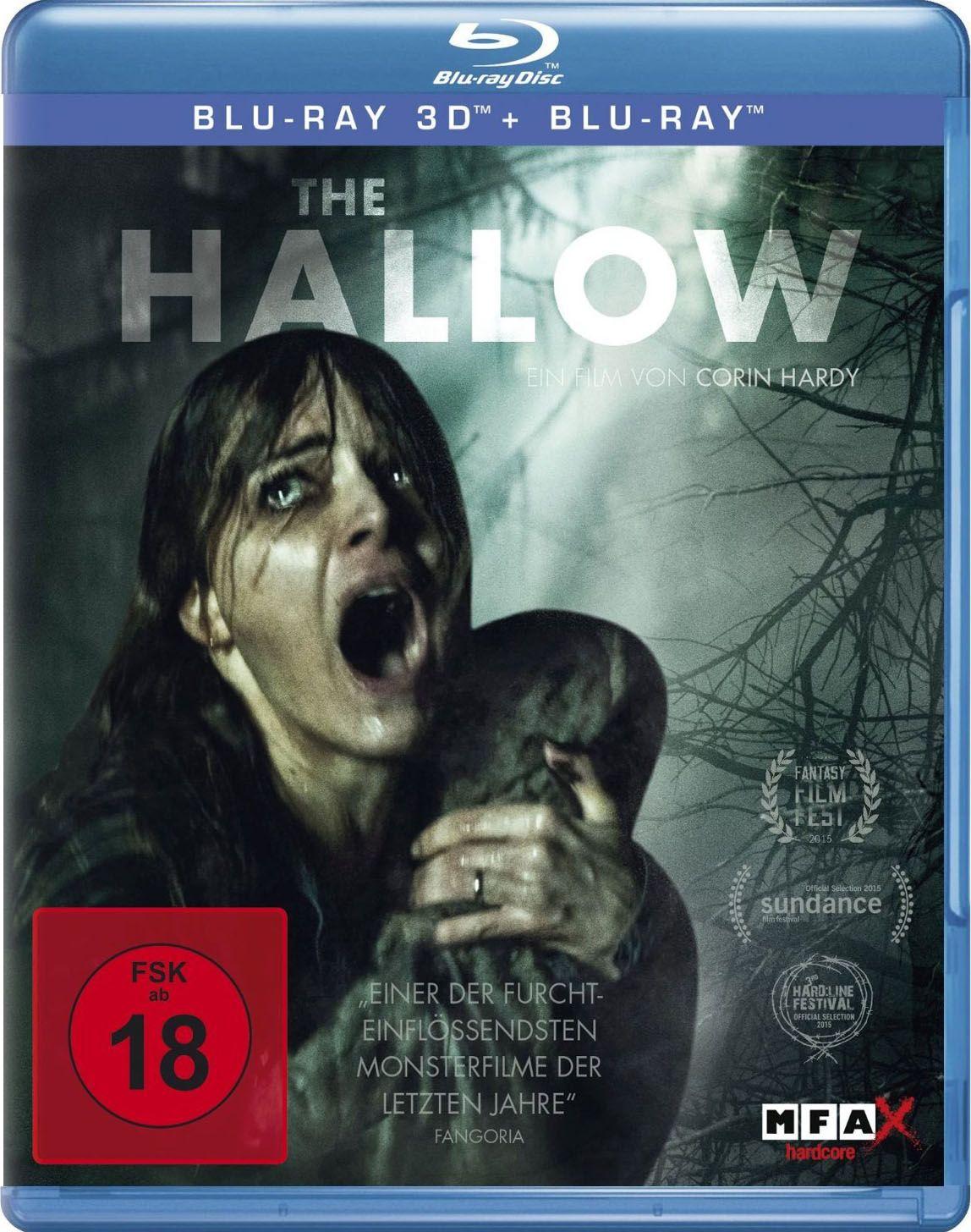 Hallow, The 3D (BLURAY 3D)