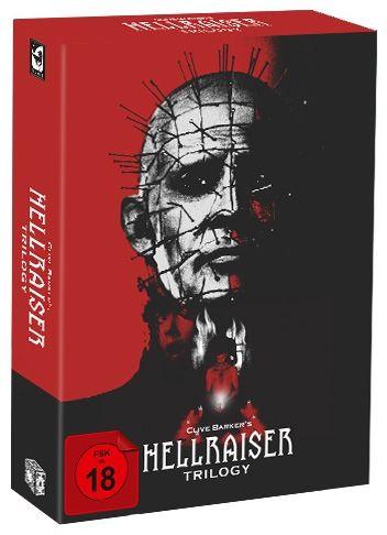 Hellraiser Trilogy (Collector's Edition) (5 Discs)