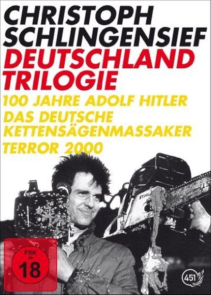 Christoph Schlingensief - Deutschland Trilogie (3 Discs)