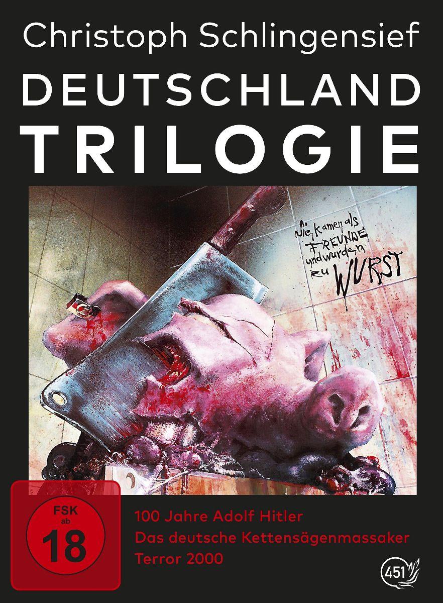 Christoph Schlingensief - Deutschland Trilogie (Special Edition) (5 Discs)