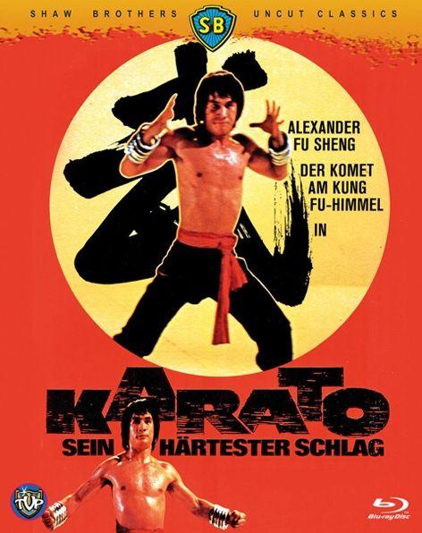 Karato - Sein härtester Schlag (BLURAY)