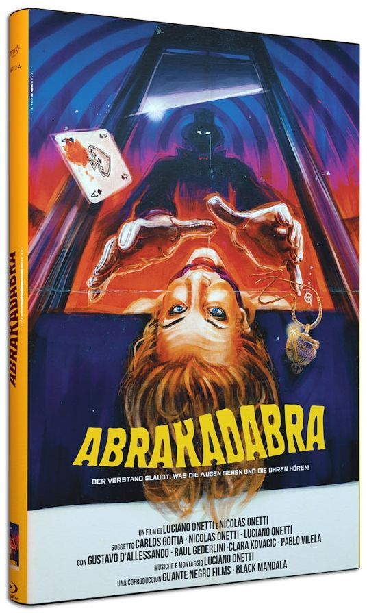 Abrakadabra (Lim. gr. Hartbox - Cover A) (BLURAY)