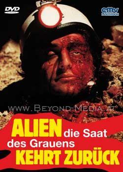 Alien - Die Saat des Grauens kehrt zurück (Kl. Hartbox - Cover C)