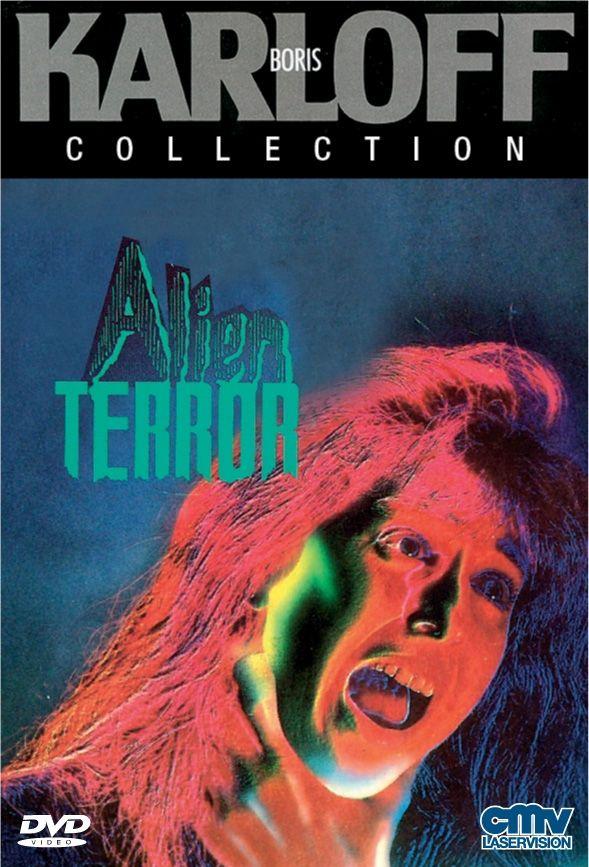 Alien Terror (Kl. Hartbox)