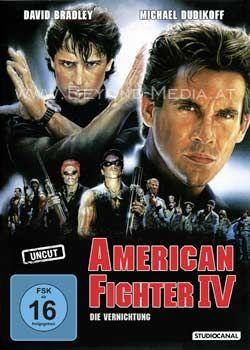 American Fighter 4: Die Vernichtung (Uncut)