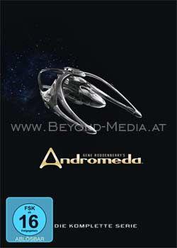 Andromeda - Die komplette Serie (30 Discs)