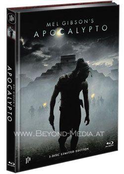 Apocalypto (Lim. Uncut Mediabook -  Cover A) (DVD + BLURAY)