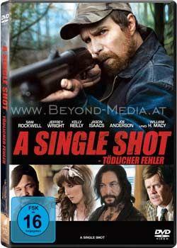 Single Shot, A - Tödlicher Fehler (BLURAY)