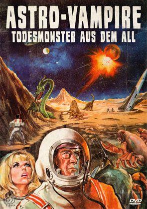 Astro-Vampire - Invasion der blutrünstigen Bestien (2 Discs)