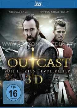 Outcast - Die letzten Tempelritter 3D (BLURAY 3D)