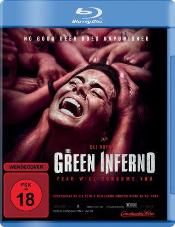Green Inferno, The (Director's Cut) (BLURAY)
