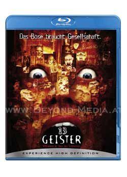 13 Geister - Thirteen Ghosts (BLURAY)