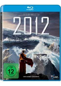 2012 (BLURAY)